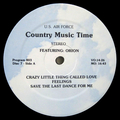 usairforcecountrymusic disc
